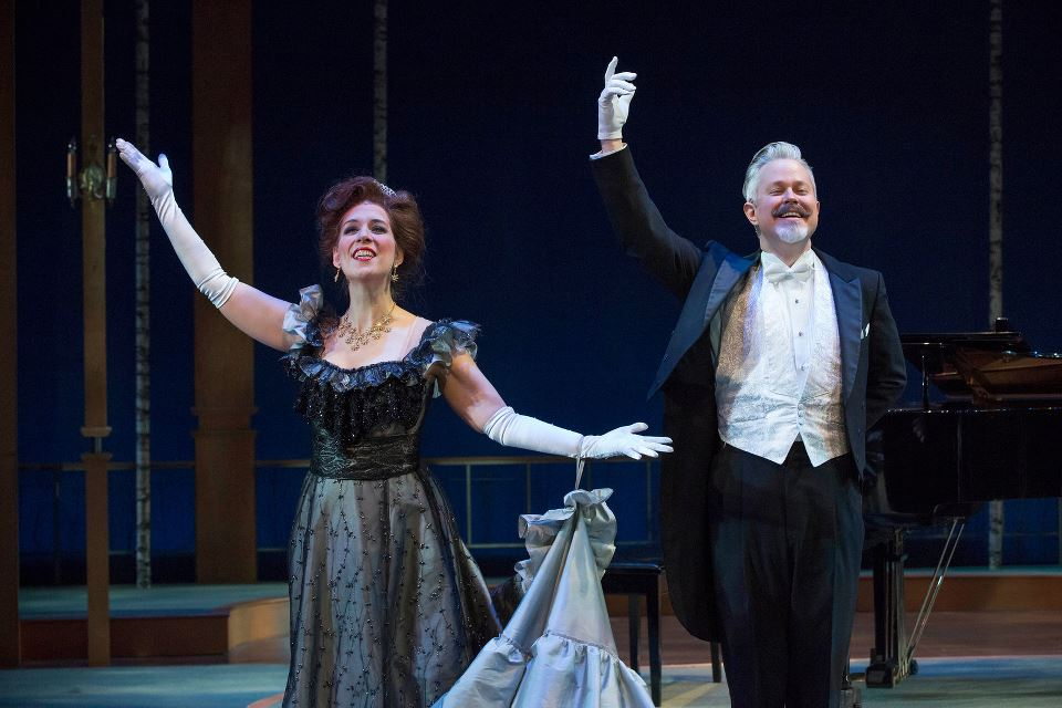 A Little Night Music – Indiana Repertory Theater – 01/2013