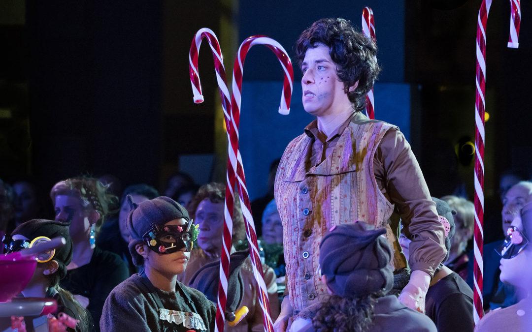 HANSEL & GRETEL – El Paso Opera – 01/18