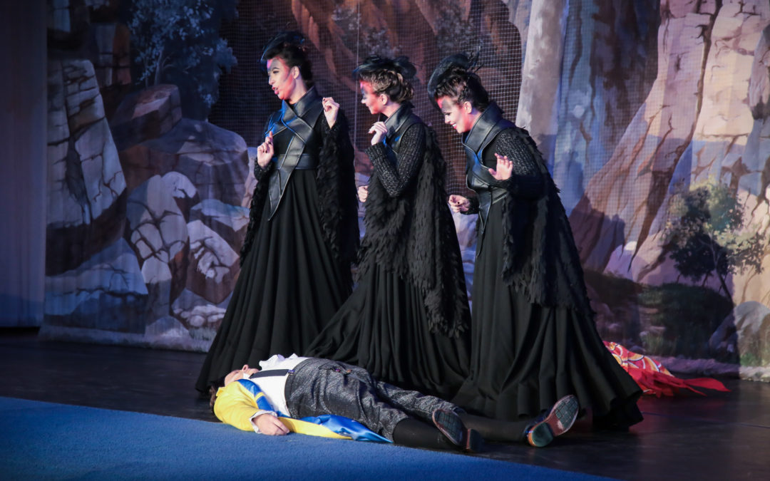 The Magic Flute with El Paso Opera – 01/19