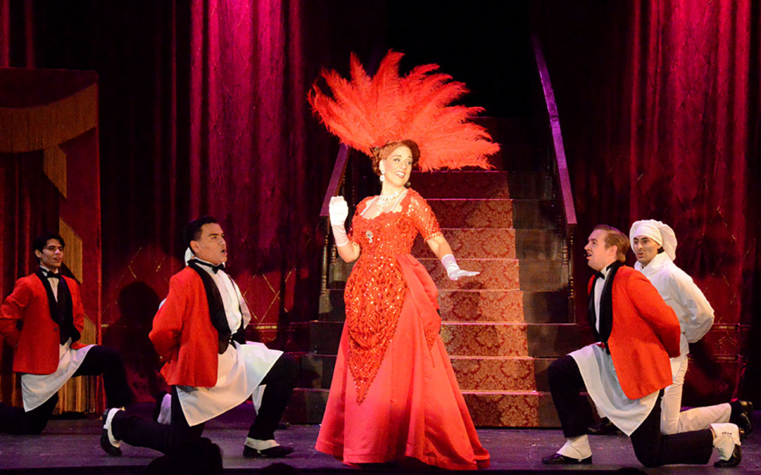 HELLO, DOLLY! at UTEP Dinner Theatre – 07/19