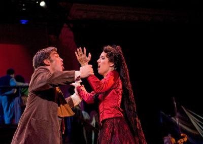 Carmen, St. Petersburg Opera, 2010