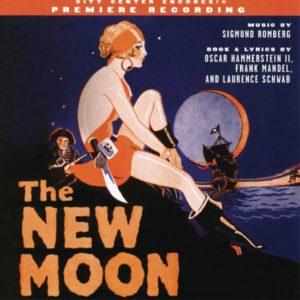 The New Moon Album Cover