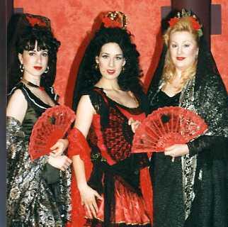 Carmen, Opera Theater of Connecticut, 1998
