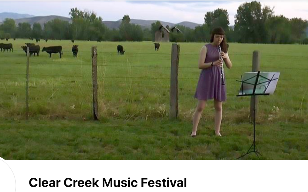 Clear Creek Music Festival Closing Concert (Virtual) – 07/26/20