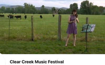 Clear Creek Music Festival Closing Concert (Virtual) – 07/26/20