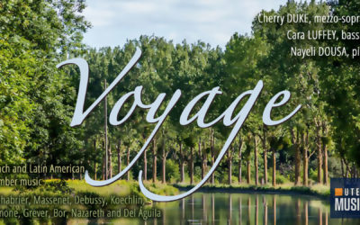 VOYAGE: French & Latin American Chamber Music – 11/05/20